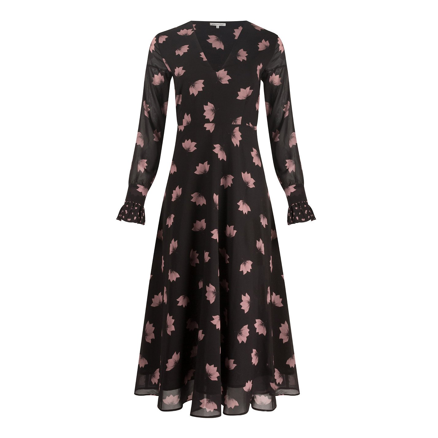 Lily and Lionel Printed Midi Dress