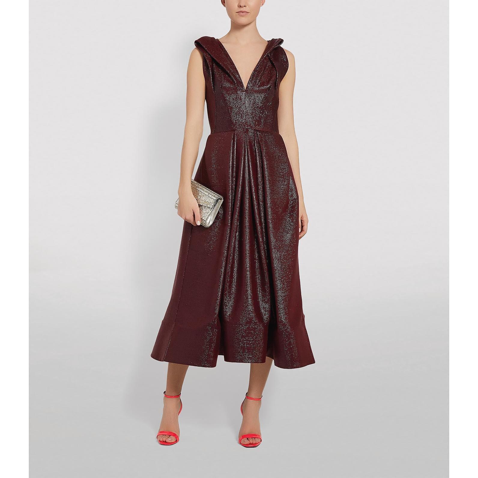 Maticevski Mariposa Midi Dress
