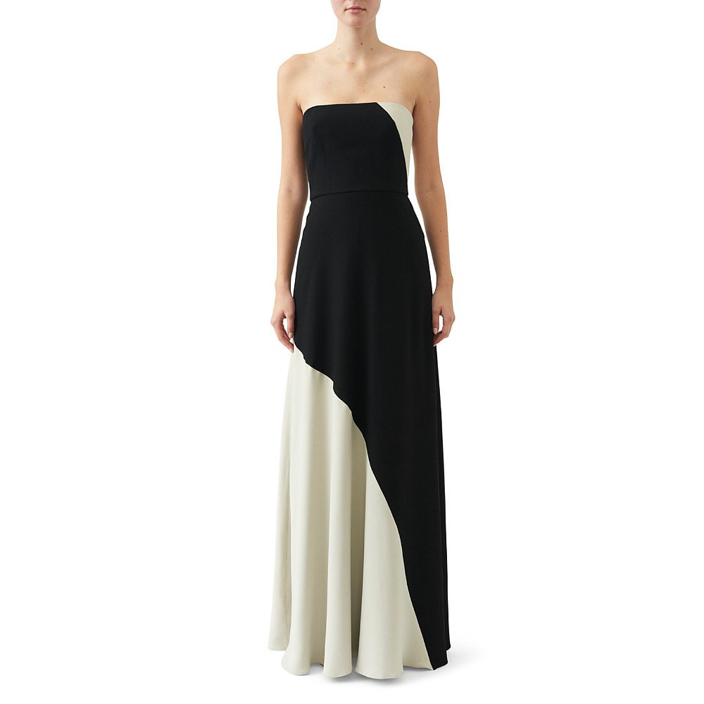 Noon By Noor Nashville Two Tone Dress