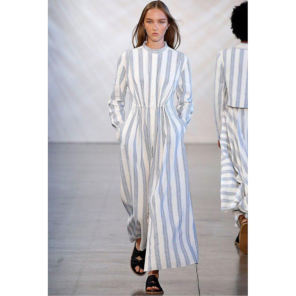 Noon By Noor Alvin Silk Linen Utility Dress