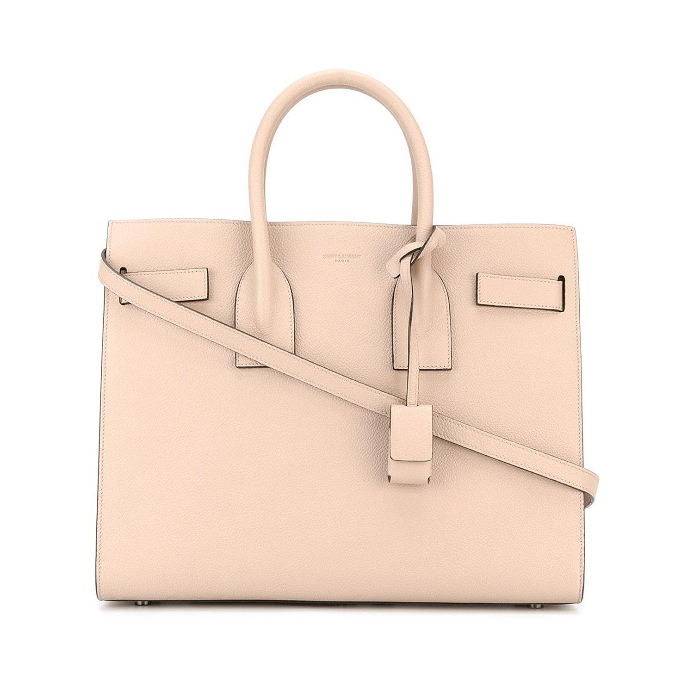 Saint Laurent Classic Sac de Jour Small Grained Leather Bag