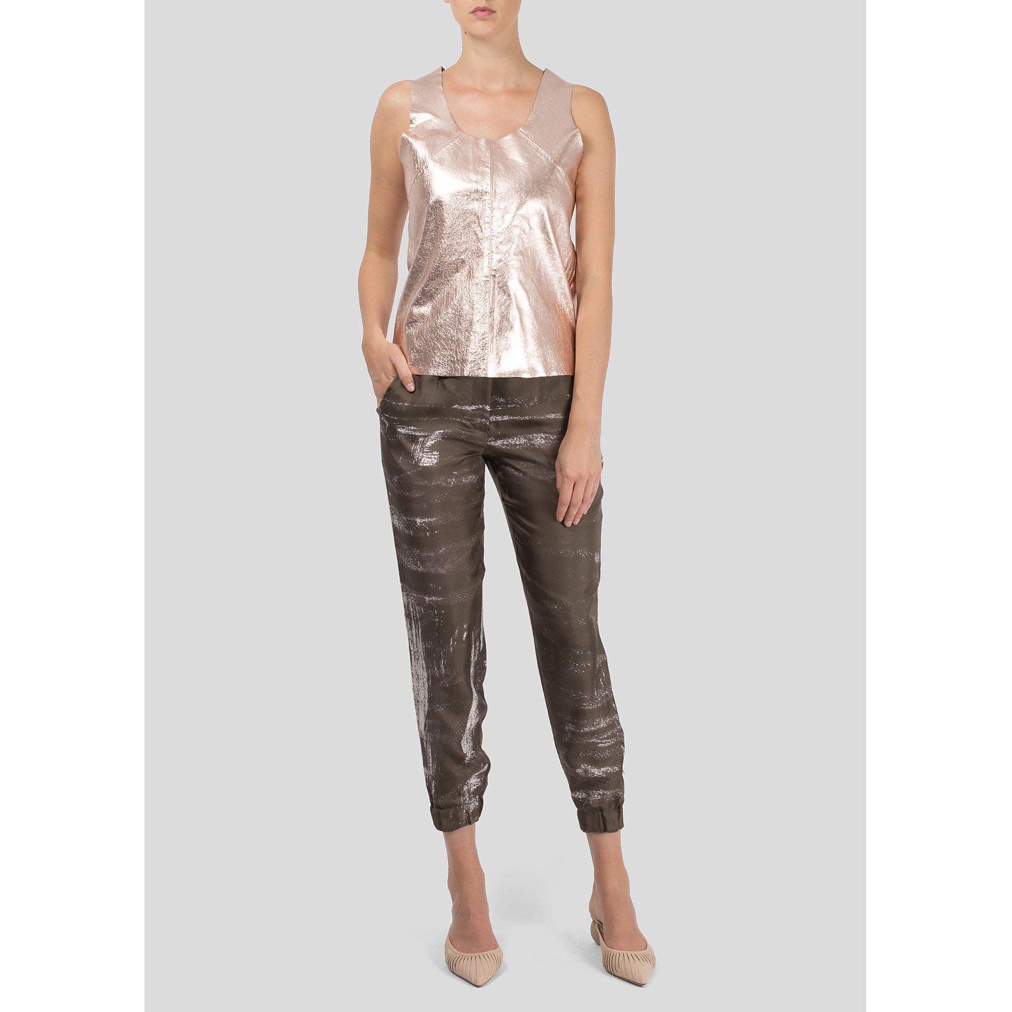 Zoe Jordan Printed Trousers