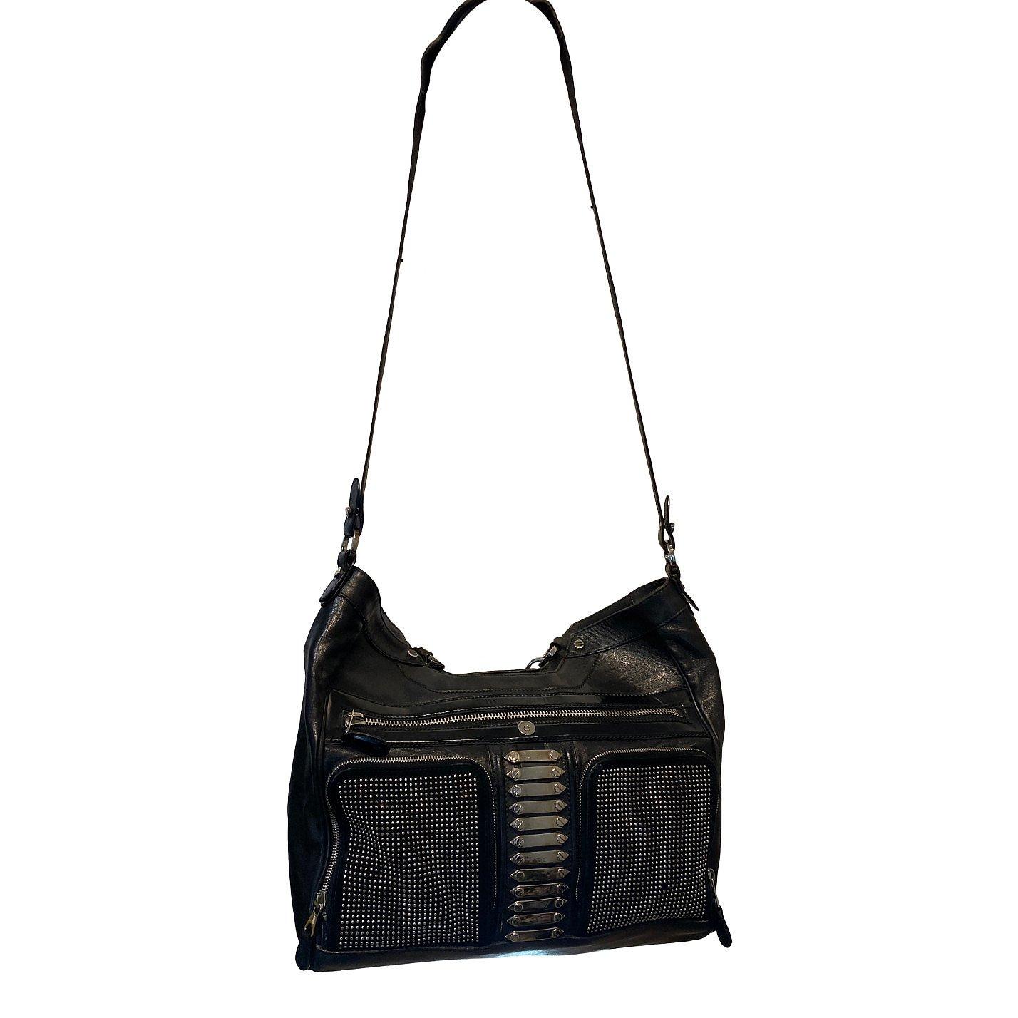 Balenciaga Studded Leather Bag