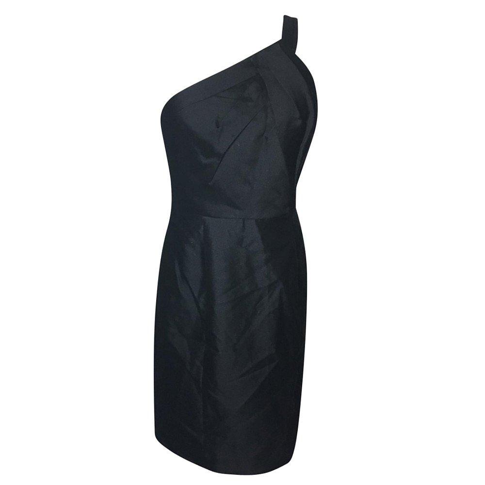 Milly One-Shoulder Mini Dress