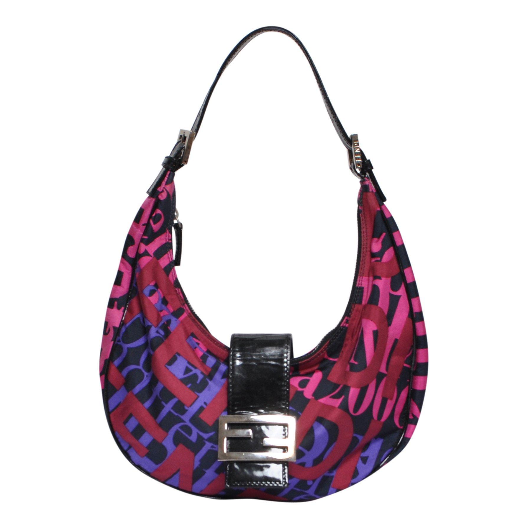 Fendi Monogram Baguette Bag