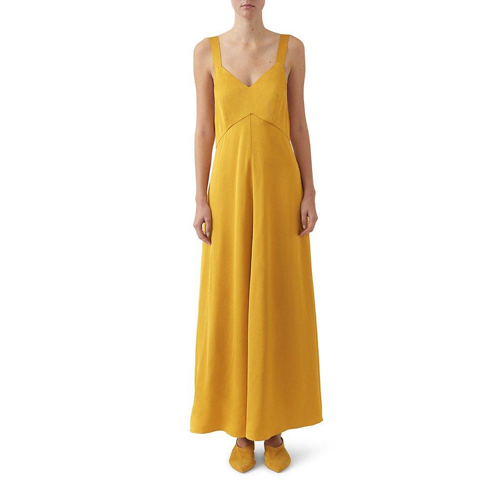 Noon By Noor Manhattan Satin Dress