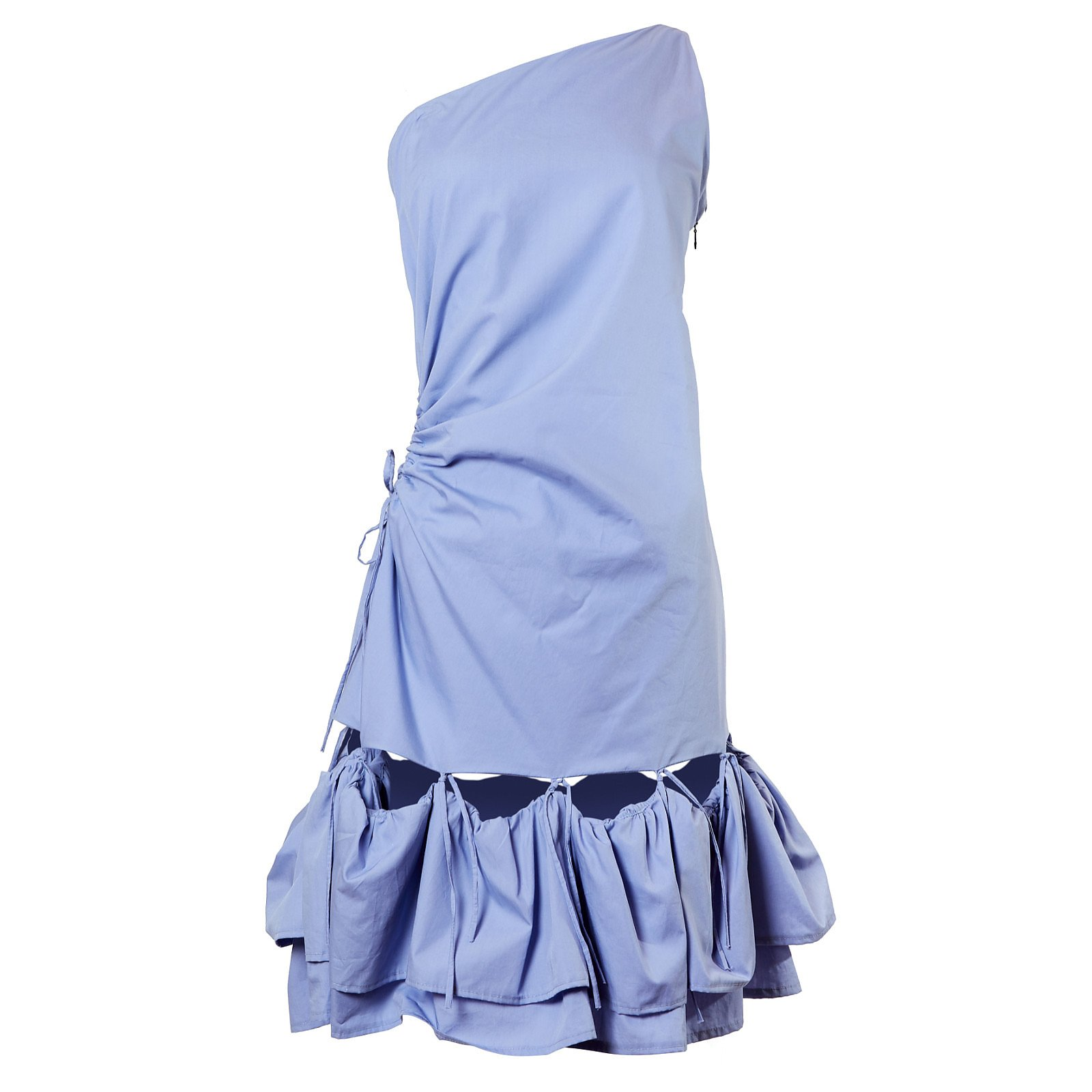Maison Bent Single Strapped Mini Dress