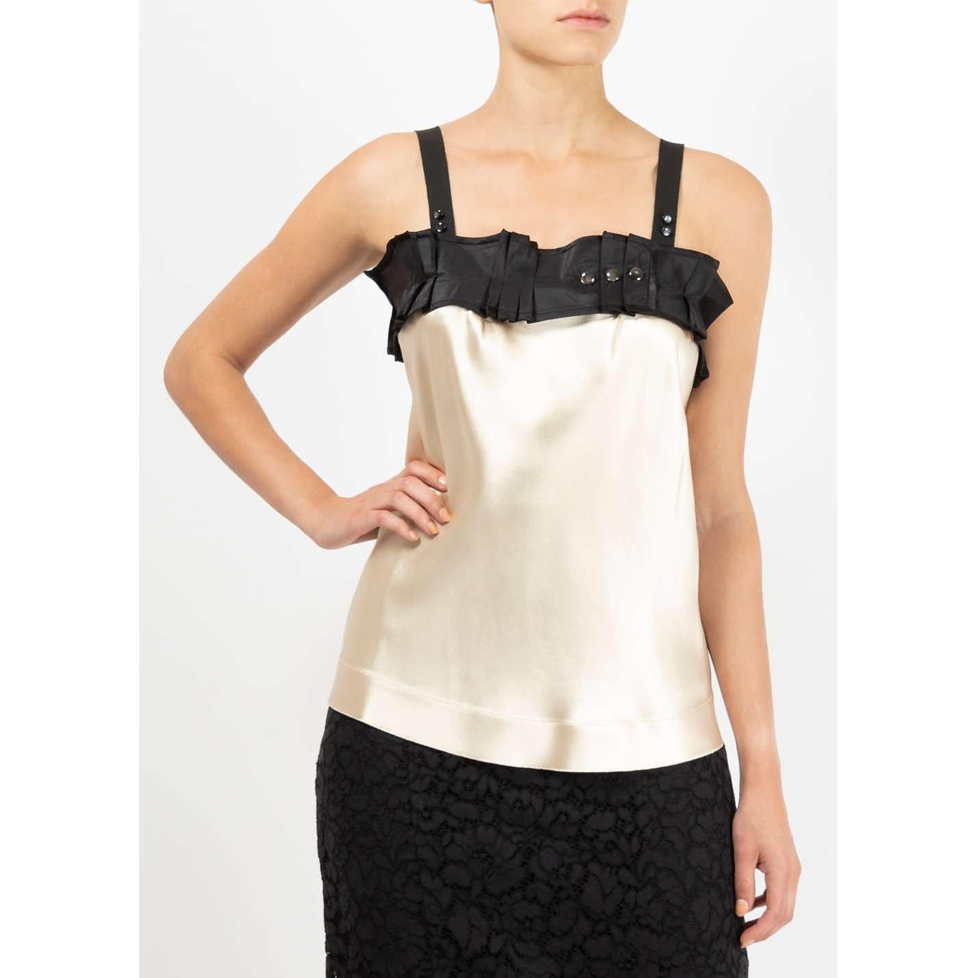 Marc Jacobs Silk Vest