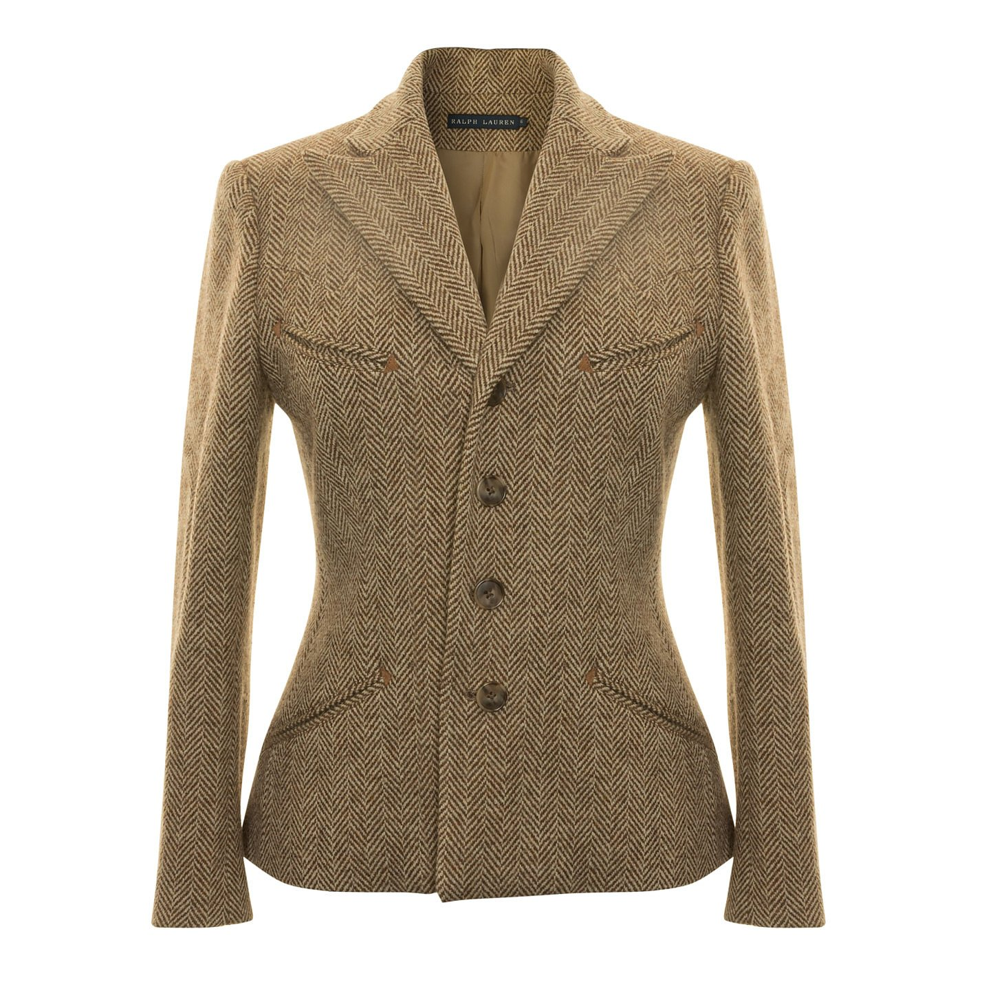 Ralph Lauren Tweed Jacket