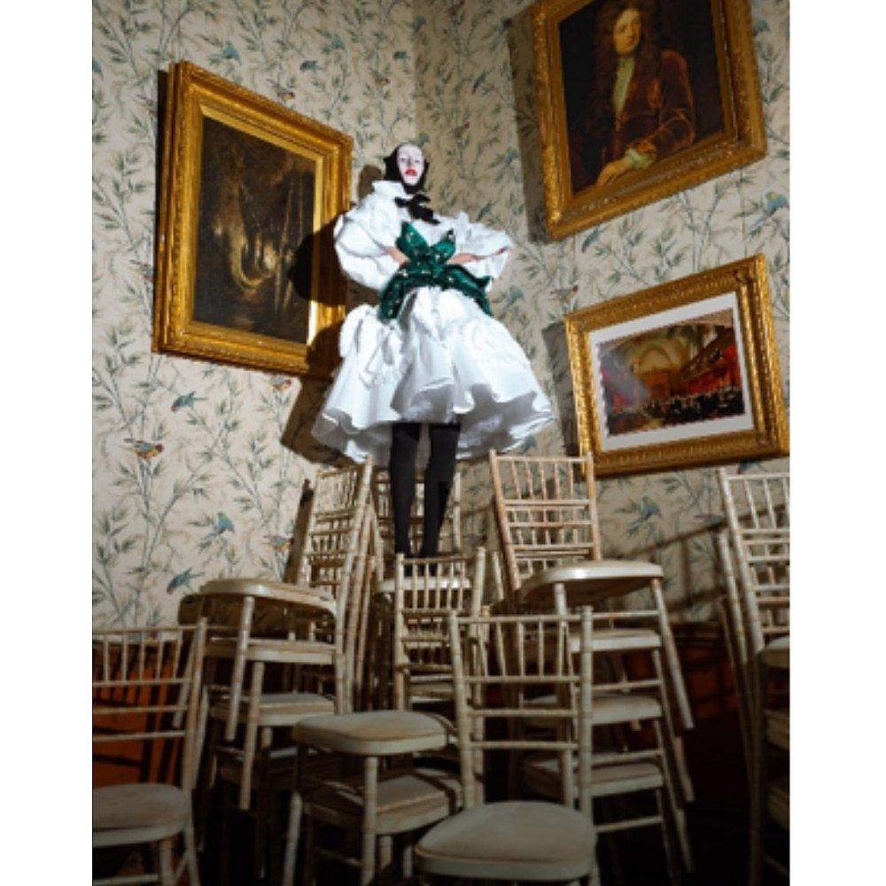 House Of Sheldonhall Victorian Style Cotton Shirt