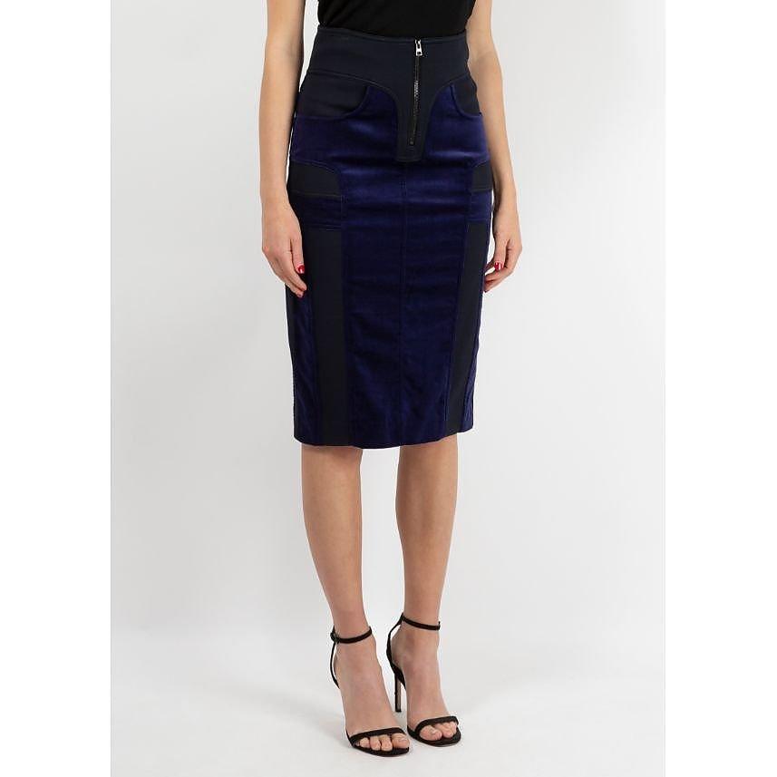 Diane von Furstenberg Fitted Skirt