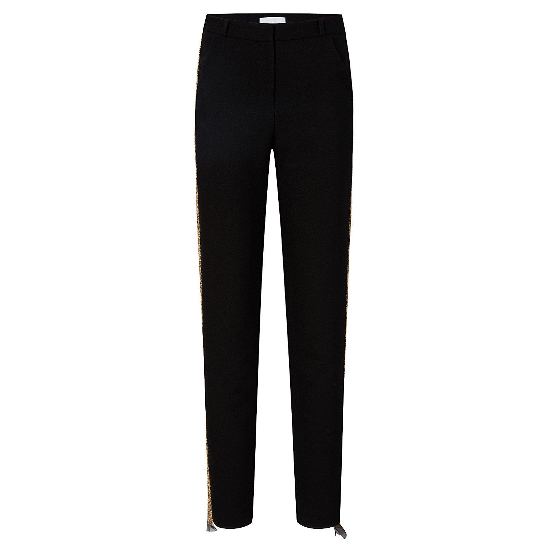 Noon By Noor Suzi Slim Leg Trousers
