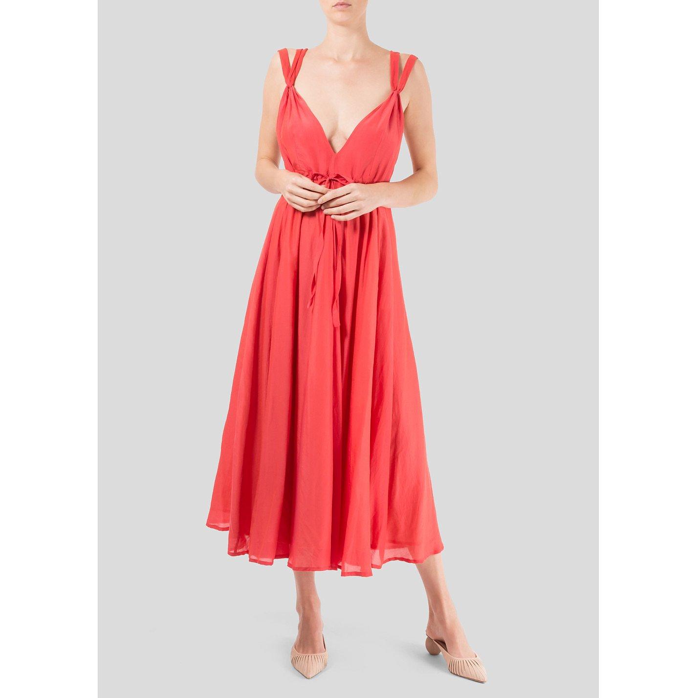 Kalita Sleeveless Midi Dress