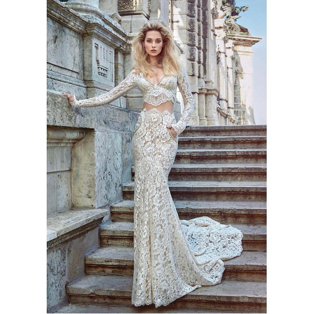 Galia Lahav Morgan Dress