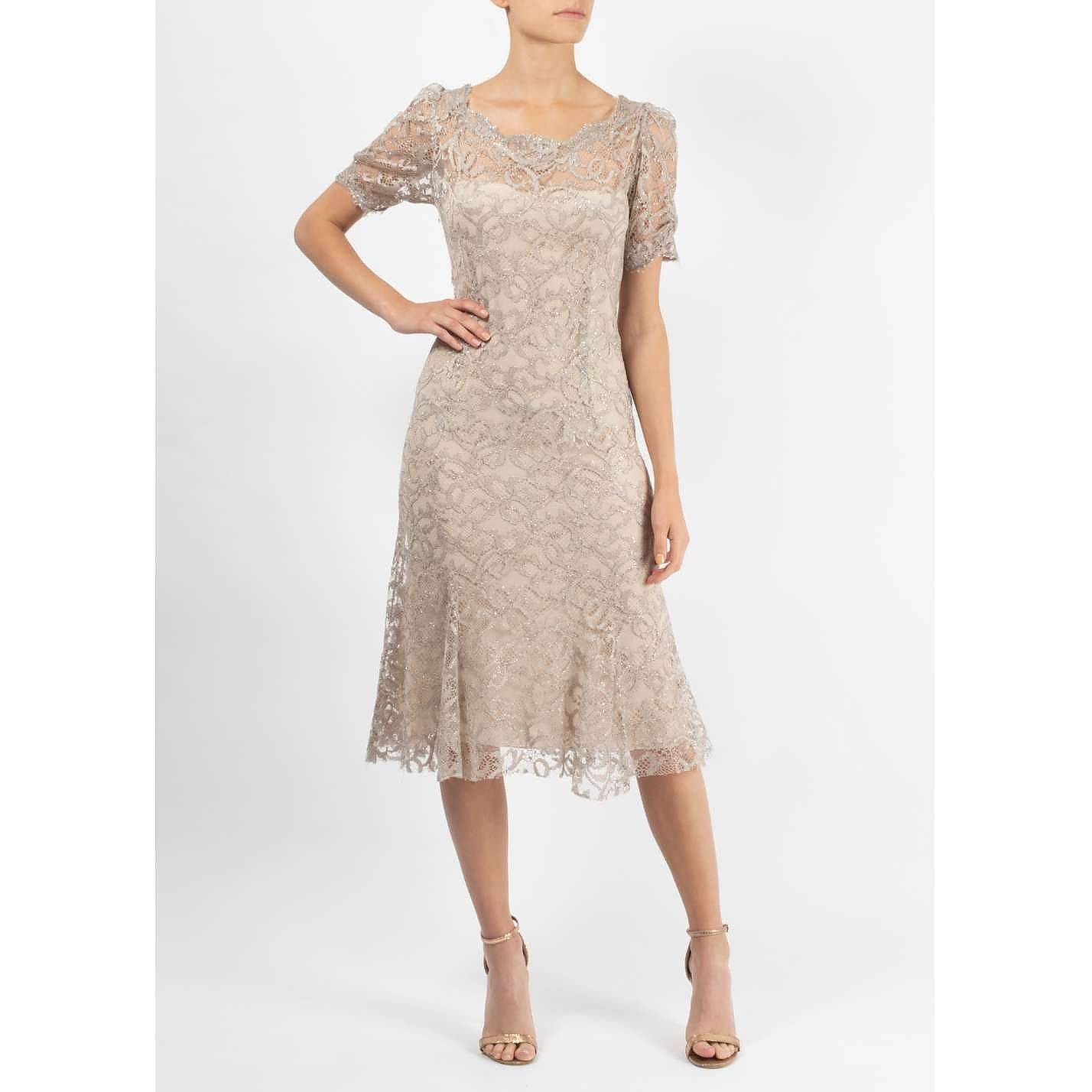 Luisa Beccaria Lace Dress