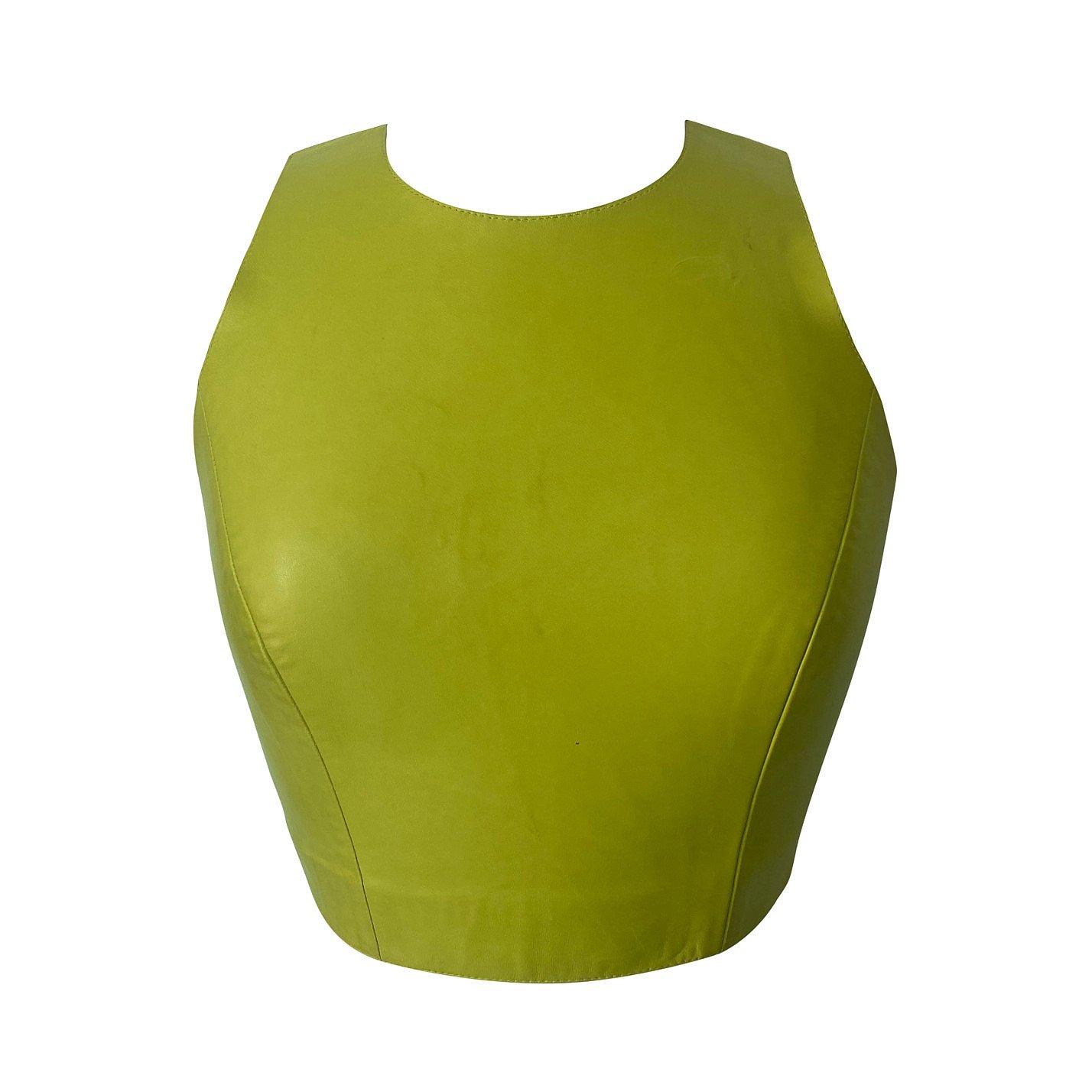 Zoe Jordan Leather Vest