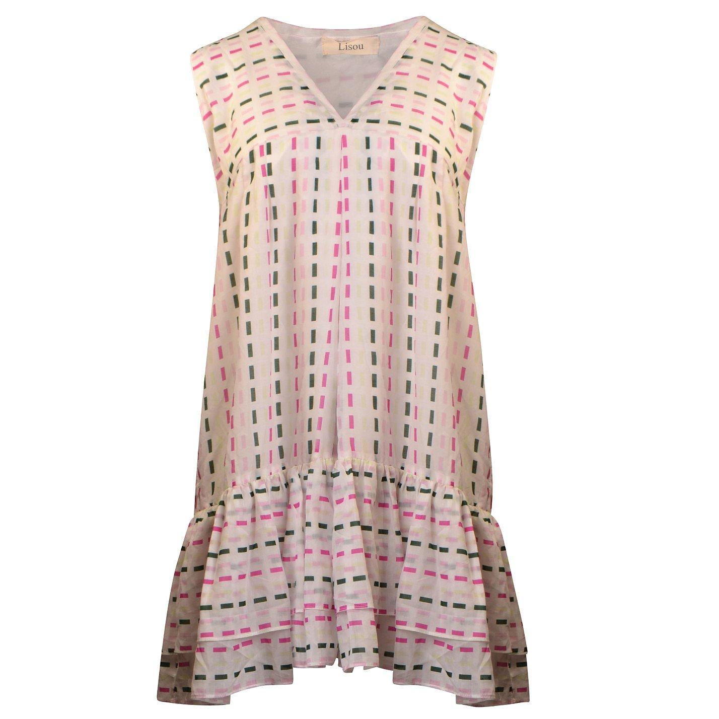 Lisou Jada Pastel Dash Dress