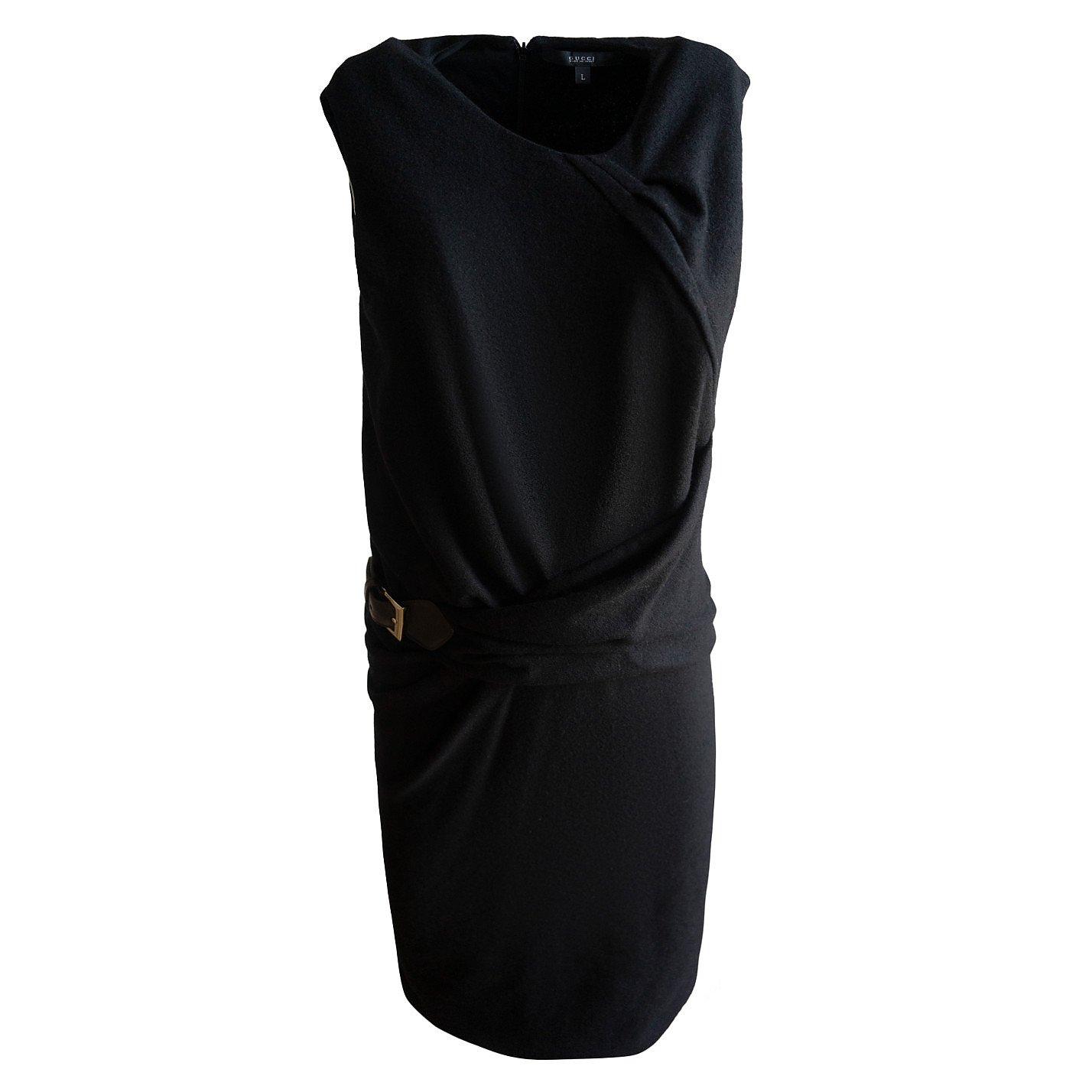 Gucci Buckle-Detail Dress