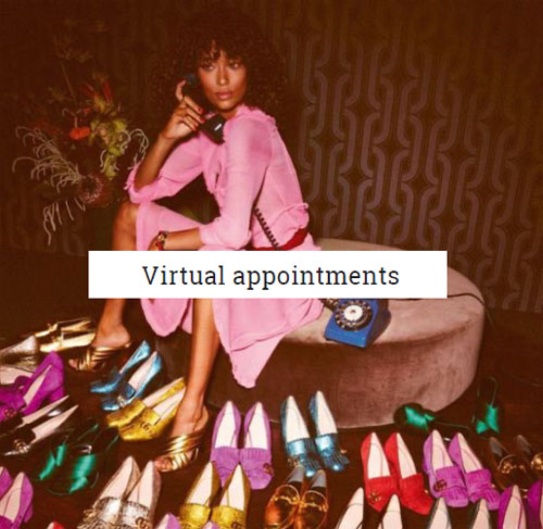 We're here for you. Spend up to 1-hour with our virtual account managers who will help you select the best items to list and monetise on MY WARDROBE HQ.