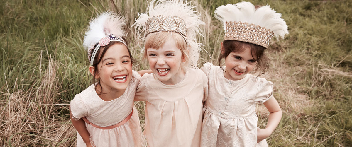Introducing MY WARDROBE KIDS - The future of kidswear is here! Rent and buy Marie-Chantal now