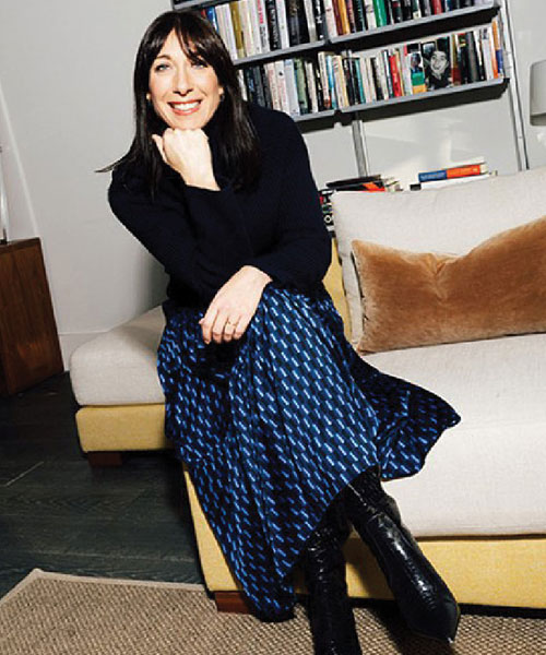 Samantha Cameron reveals the inspiration behind her brand