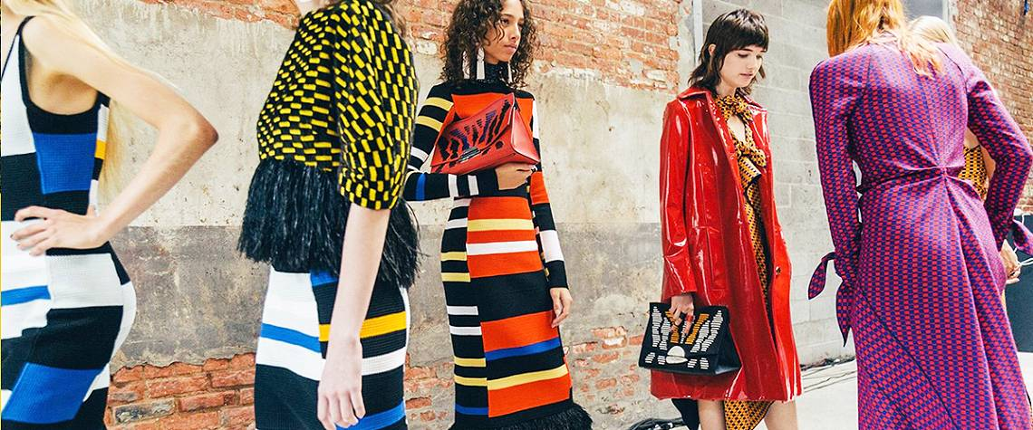 Looking Brighter - Dive into the edit that will brighten your alfresco outfits