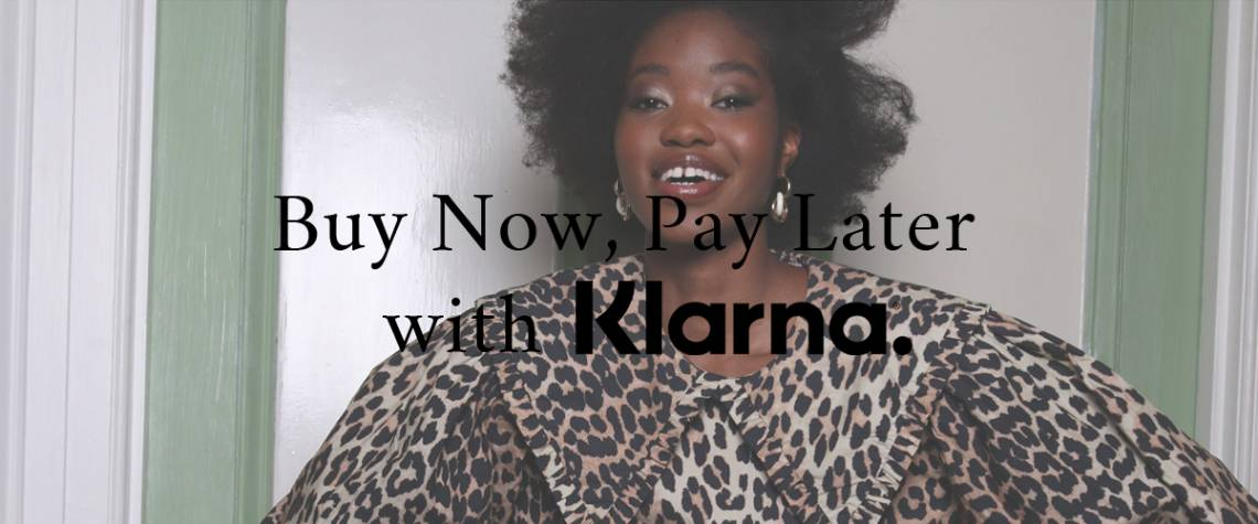 Buy Now, Pay Later, with Klarna