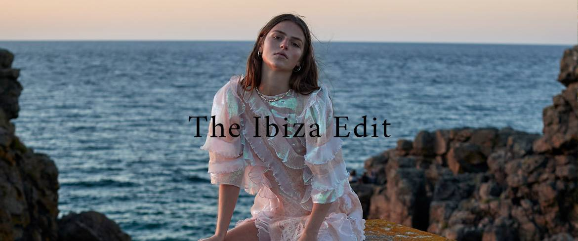 On asset - At the beach, dinner, on a boat or after party... Shop the ultimate Ibiza edit that will make you look as good as you feel.